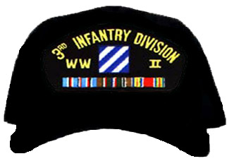 3rd Infantry Division WWII Ball Cap