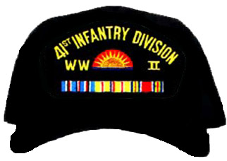 41st Infantry Division WWII Ball Cap