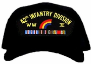 42nd Infantry Division WWII Ball Cap