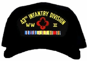43rd Infantry Division WWII Ball Cap