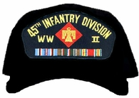 45th Infantry Division WWII Ball Cap