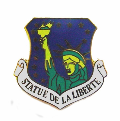 48th Fighter (Liberty) Wing Pin
