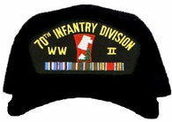 70th Infantry Division WWII Ball Cap
