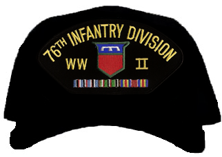 76th Infantry Division WWII Ball Cap