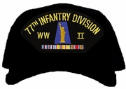 77th Infantry Division WWII Ball Cap