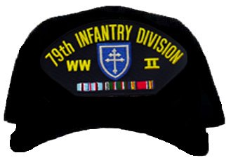 79th Infantry Division WWII Ball Cap