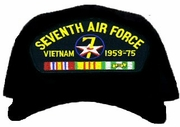 7th Air Force Vietnam Ball Cap
