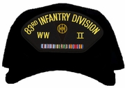 83rd Infantry Division WWII Ball Cap