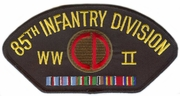 85th Infantry Division Hat Patch