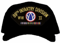 89th Infantry Division WWII Ball Cap