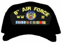 8th Air Force WWII Ball Cap