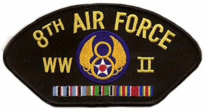8th Air Force WWII Patch