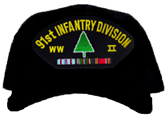 91st Infantry Division WWII Ball Cap