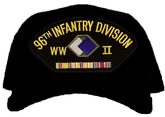 96th Infantry Division WWII Ball Cap