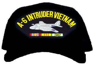 A-6 Intruder Vietnam Ball Cap