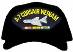 A-7 Corsair Vietnam Ball Cap