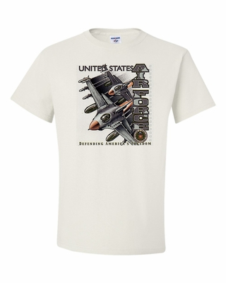 Air Force-Defending America's Freedom Shirts
