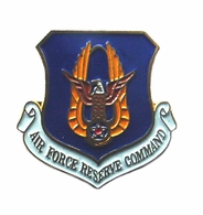 Air Force Reserve Command Pin