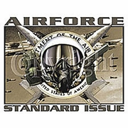 AIR FORCE-Standard Issue Shirts