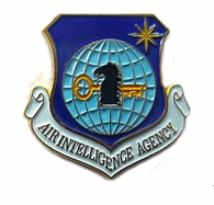 Air Intelligence Agency Pin