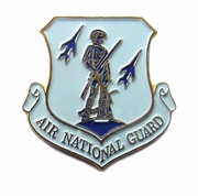 Air National Guard Pin
