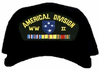Americal Division WWII Ball Cap