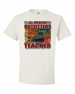 American Teacher-Educating America since 1776 Shirts
