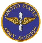 Army Aviation Patch