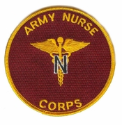 Army Nurse Corps Patch