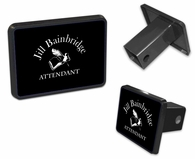 Attendant Trailer Hitch Covers