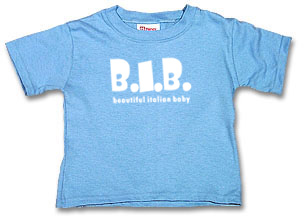 Beautiful Italian Baby Tee