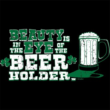 Beer Holder ~Irish