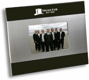Best Man Black Brush Frame