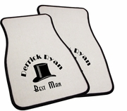 Best Man Car Mats