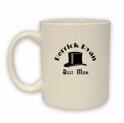 Best Man Coffee Mug