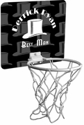 Best Man Mini Basektball Hoop