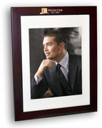 Best Man Rosewood Picture Frame