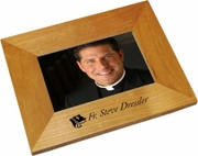 Bible  Wood Picture Frame