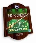 Billiard Pub Sign
