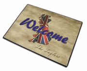 Britain Welcome Mat - Classic