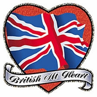British At Heart Shirt