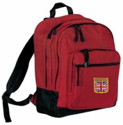 British Backpack