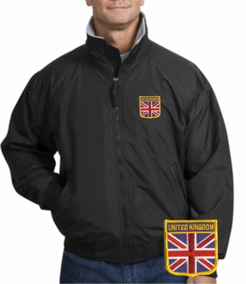 British Challenger Jacket