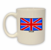 British Coffee Mug