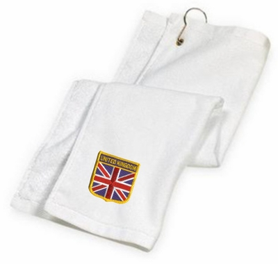 British Golf Towel