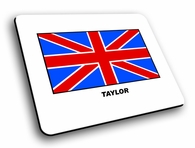 British Hard Mousepad