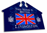 British House Sign