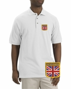 British Patch Polo