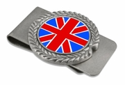 British Pewter Money Clip