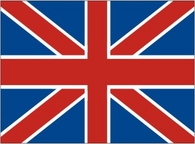 Brittish Flag Mousepad